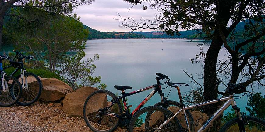 Activitat Bicicleta tot terreny o BTT, i BTT elèctrica